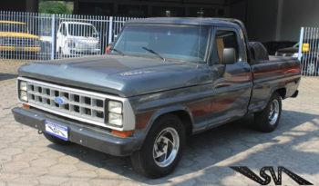 Ford F1000 – RARIDADE – Ano: 1989