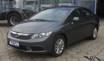 Honda Civic LXS 1.8 – Completo – Ano: 2015
