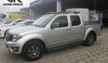 Nissan Frontier SV Ataack – Cabine Dupla – Ano: 2014