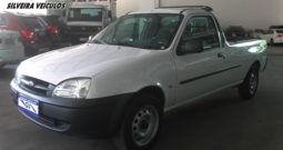 Ford Courier 1.6 L – Ano: 2013 – Único Dono