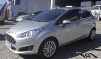 Ford New Fiesta Titanium – Ano: 2016