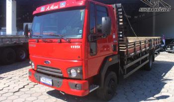Ford Cargo 1119 – Ano: 2014 – Carroceria
