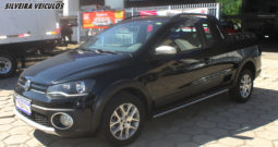 VW Saveiro Cross 1.6 – Ano: 2016