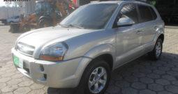 Hyundai Tucson GLS – Automática – Ano: 2011