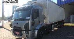 Ford Cargo 2429 – 4º Eixo – Ano: 2013 – Baú Refrigerado