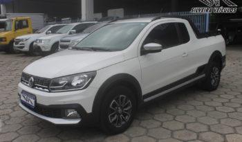 VW Saveiro Cross – Cabine Estendida – Ano: 2017