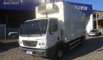 MB Accelo 1016 – Ano: 2014 – Baú Refrigerado
