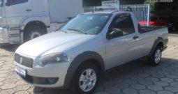 Fiat Strada Treeking – Cabine Simples – Ano: 2009
