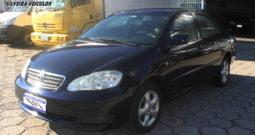 Toyota Corolla XEi – Ano: 2005 – Automático