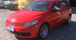 VW Gol 1.0 – Geração 5 – Ano: 2010