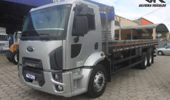 Ford Cargo 2429 – Ano: 2013 – Carroceria