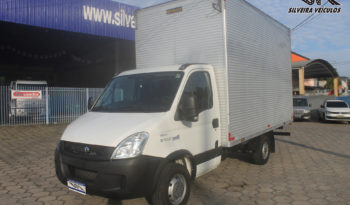 Iveco Daily 35s14 – Ano: 2018 – Baú