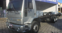 Ford Cargo 2428 – Ano: 2009 – No Chassi