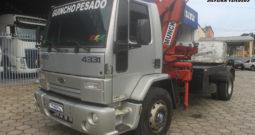 Ford Cargo 4331 – Ano: 2003 – Munck