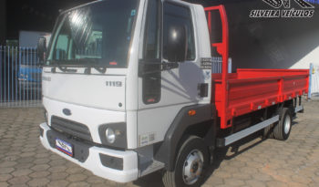 Ford' Cargo 1119 – Ano: 2017 – Carroceria – Baixo KM