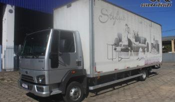 Ford Cargo 816 s – Ano: 2015 – Baú