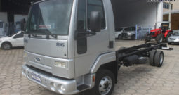 Ford Cargo 816 S – Ano: 2013 – No Chassi
