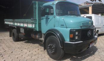 Mercedes Benz 1318 – Ano: 1988 – Carroceria