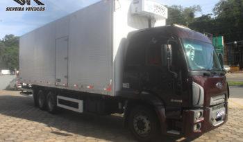 Ford Cargo 2428 – Ano: 2012 – Baú Refrigerado – Cabine Leito