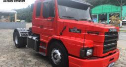 Scania 113 H – Ano: 1998 – Cavalo 4 x 2