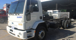 Ford Cargo 2422 – Ano: 2004 – No Chassi