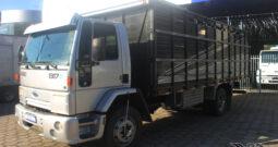 Ford Cargo 1317 E – Ano: 2007 – Boiadeiro