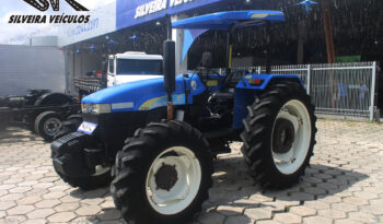 Trator New Holland TT 3840 – Ano: 2011 – 4 x 4