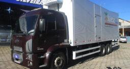 Ford Cargo 2428 Cabine Leito – Ano: 2012 – Baú Refrigerado