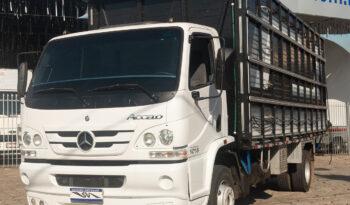 Mercedes-Benz Accelo 1016 – Ano: 2018 – Boiadeiro