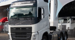 Volvo FH 540 – Globetrotter – Ano: 2021 – 6 x 4