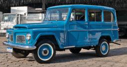 Ford Rural – Ano: 1963 – R A R I D A D E – 4 X 4