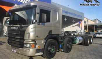 Scania P-310 – Ano: 2014 – 4º Eixo – No Chassi