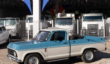GM – Chevrolet – D-10 – Ano: 1984 – R A R I D A D E
