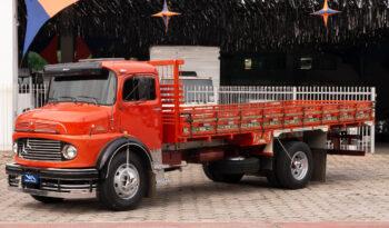 Mercedes-Benz L 1113 – Ano: 1979 – Carroceria – R A R I D A D E