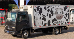 Ford Cargo 815 – Ano: 2012 – Baú Refrigerado