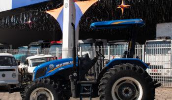 Trator New Holland TL 5.80 – Ano: 2021 – 4 x 4 – SEMI NOVO
