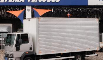Ford Cargo 816 – Ano: 2015 – Baú