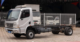 Mercedes-Benz Accelo 815 – Ano: 2012 – No Chassi