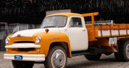 Chevrolet Brasil – Ano: 1958 – Carroceria – RARIDADE